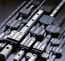 Characteristics, crawling and adjustability of sliding guide rail