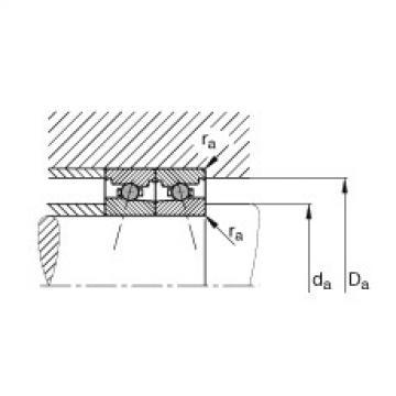 FAG Spindle bearings - HC71913-E-T-P4S