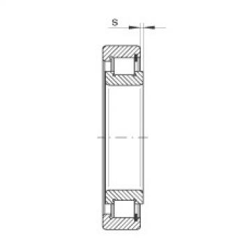 FAG Cylindrical roller bearings - SL182976-TB