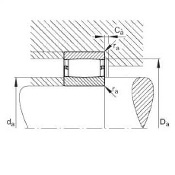 FAG Toroidal roller bearings - C3072-XL-M