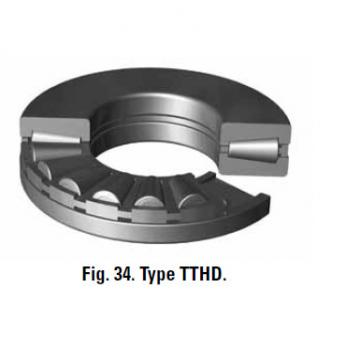 Bearing A-6096-C Machined