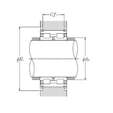 Bearing SL04-5038NR