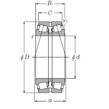 Bearing T-M241547/M241510D+A