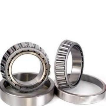 C and U R4A-ZZ Single Row Deep Groove Ball Bearing, Double Shielded, ABEC1 M3