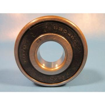 KOYO 6304 2RS Single Row Radial Bearing (Polaris 3514405)