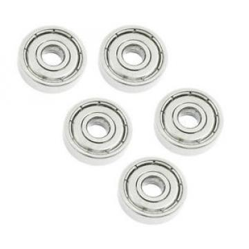 5Pcs 625ZZ Single Row Deep Groove Radial Ball Bearing 16mm x 5mm x 5mm