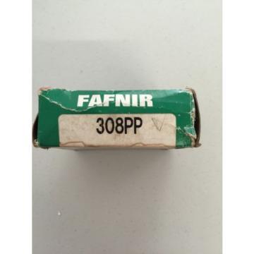 NEW Fafnir 308PP Single Row Ball Bearing