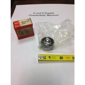 MRC WC87501, Single Row Ball Bearing, New-Old-Stock