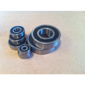 6201-2RS - 12 x 32 x 10 Single Row Ball Bearing