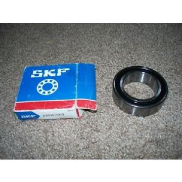 -NEW- SKF 63010-2RS1 Radial Ball Bearing Single Row 50mm x 80mm x 23mm 30A