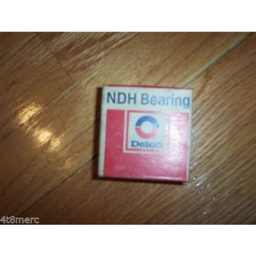 8605 New Departure New Single Row Ball Bearing