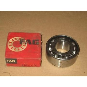 NEW FAG 3309 BN 3309A Double Row Ball Bearing