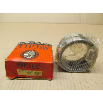 1  MCGILL GR-48 GR48 FULL COMPLEMENT ROLLER BEARING UNSEALED